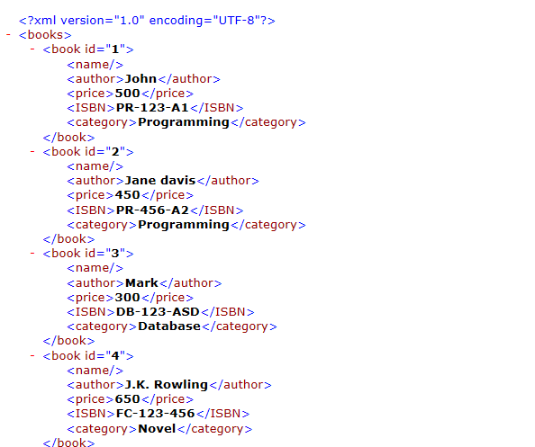 Generated XML - How to generate xml files using php
