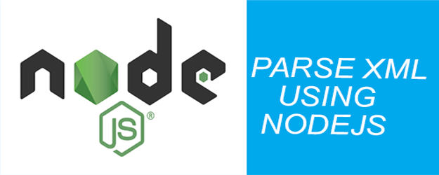 parse xml using nodejs