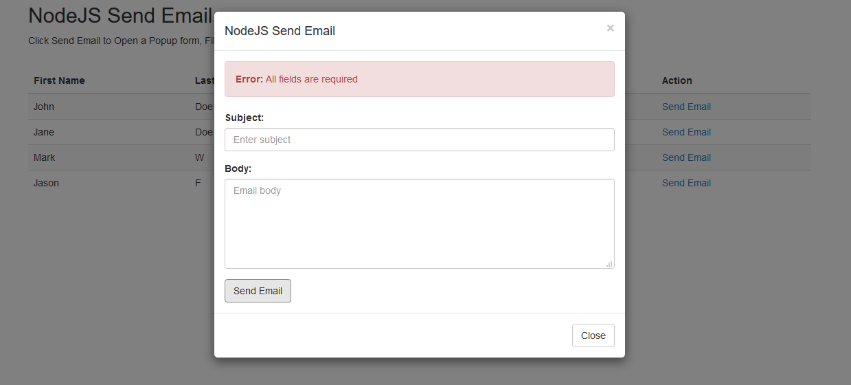 nodejs-send-email-send-email-validation-message