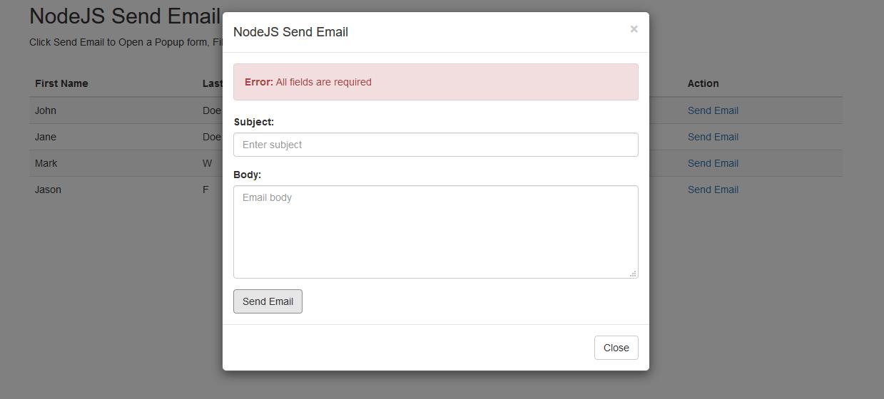 nodejs-send-email-send-email-validation-message