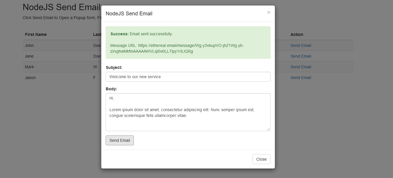 nodejs-send-email-sent-successfully