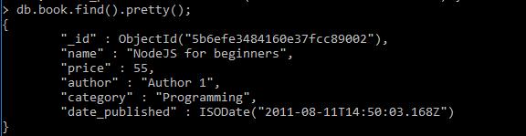 nodejs loopback restful api result