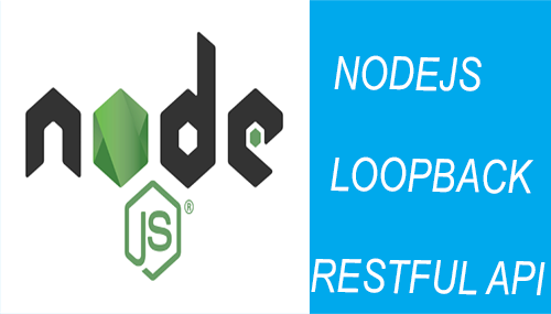 nodejs loopback restful api tutorial