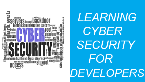cybersecurity for developers - main imag