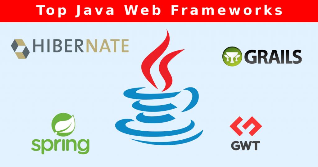top java frameworks for developers