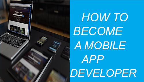 How to become a mobile app developer - main image