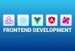what is front end development
