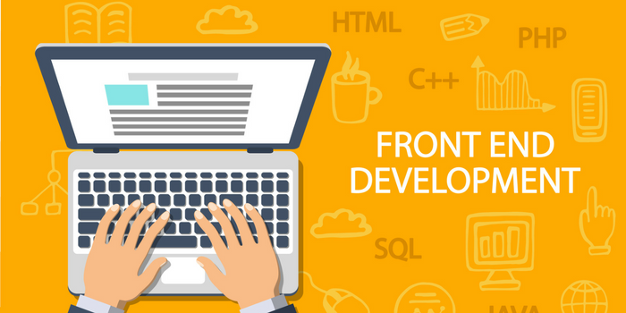 what are front end development technologies